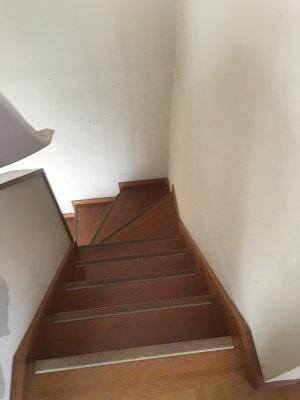 T様邸 階段 リフォーム前